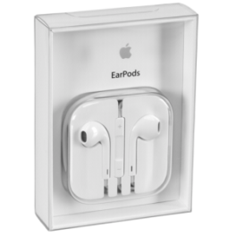 Apple, in-ear, headphone, inear, inears, EarPods