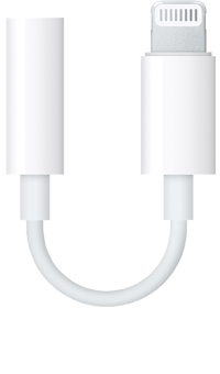 Apple Headphone Jack Adapter